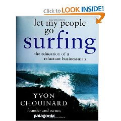 Let my people go surfing, de Yvon Chouinard