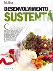Desenvolvimento Sustentáve & Dieta. Hã?