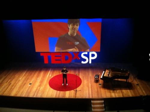 Imagem do TEDxSP