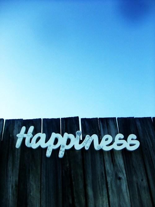 Felicidade é mais do que um PIB gordo